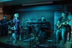 Leslie Rohonczy Band - Moose McGuire's 24-09-2016 22