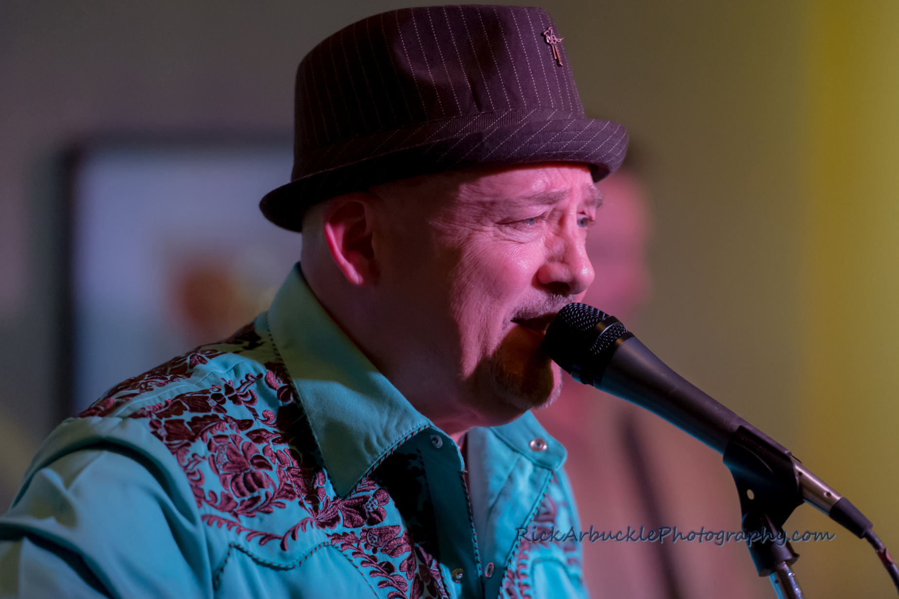 Rod Williams Band - Atomic Rooster 2016 12 17  23