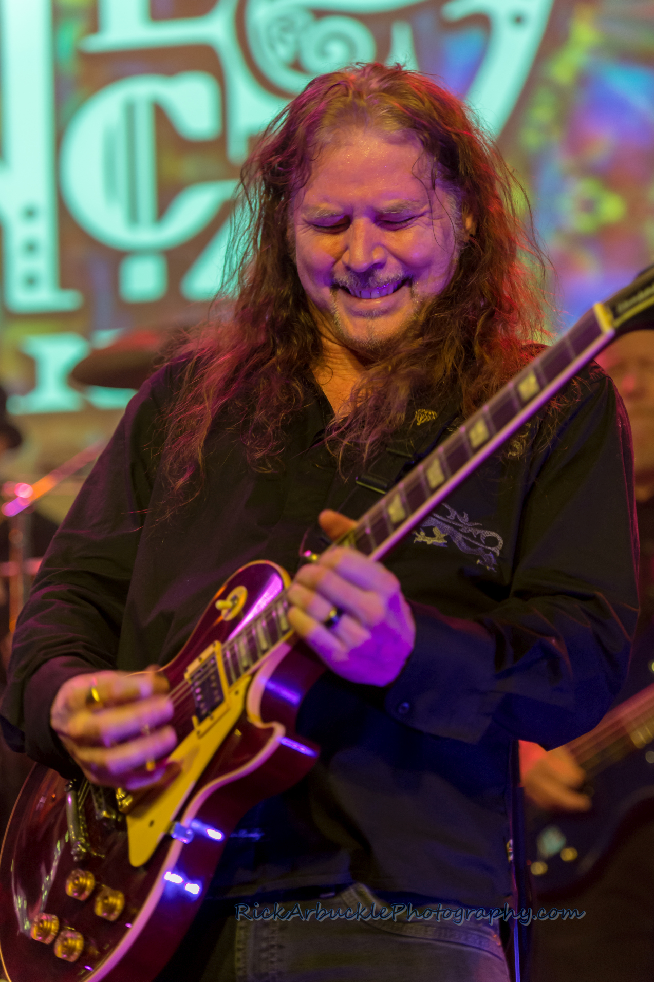 Leslie Rohonczy Band - Greenfield's 2016 12 09  44