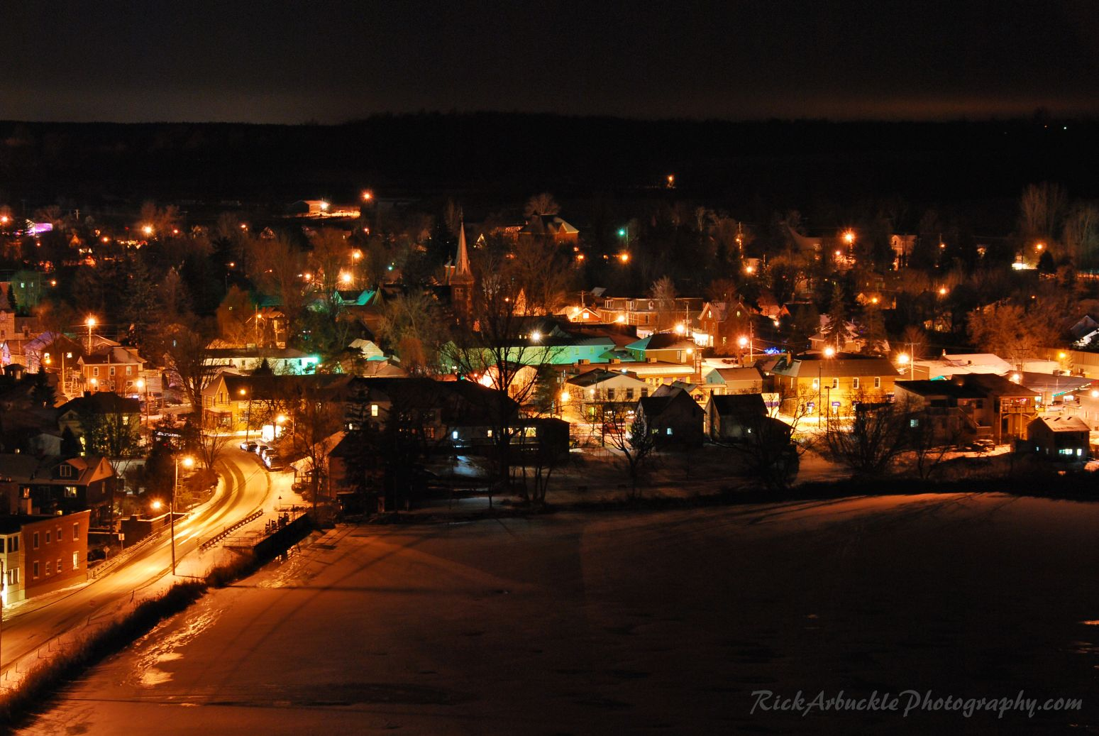 Village Winter Night copy.jpg