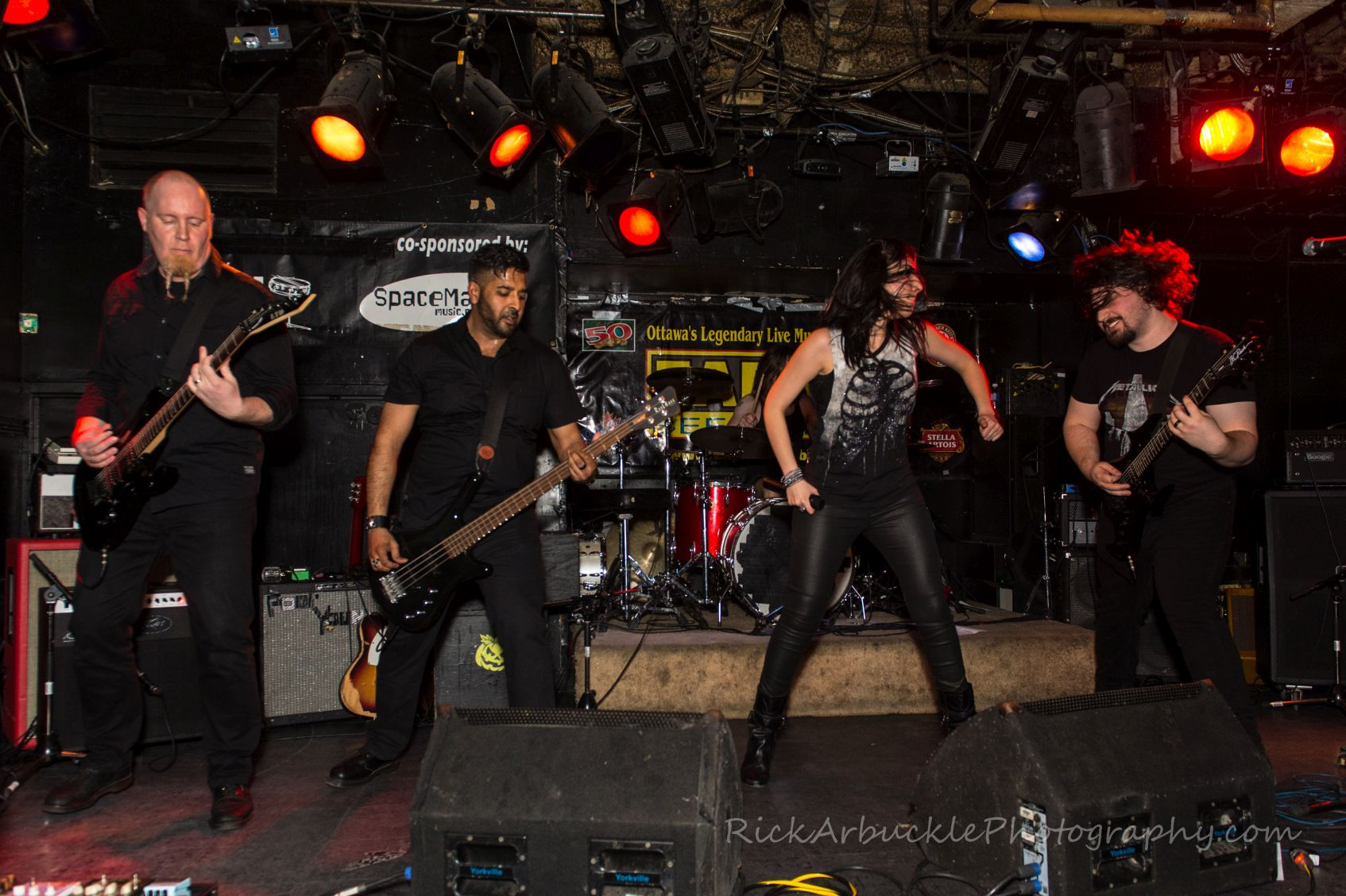 Aenigma at Zaphod's 23