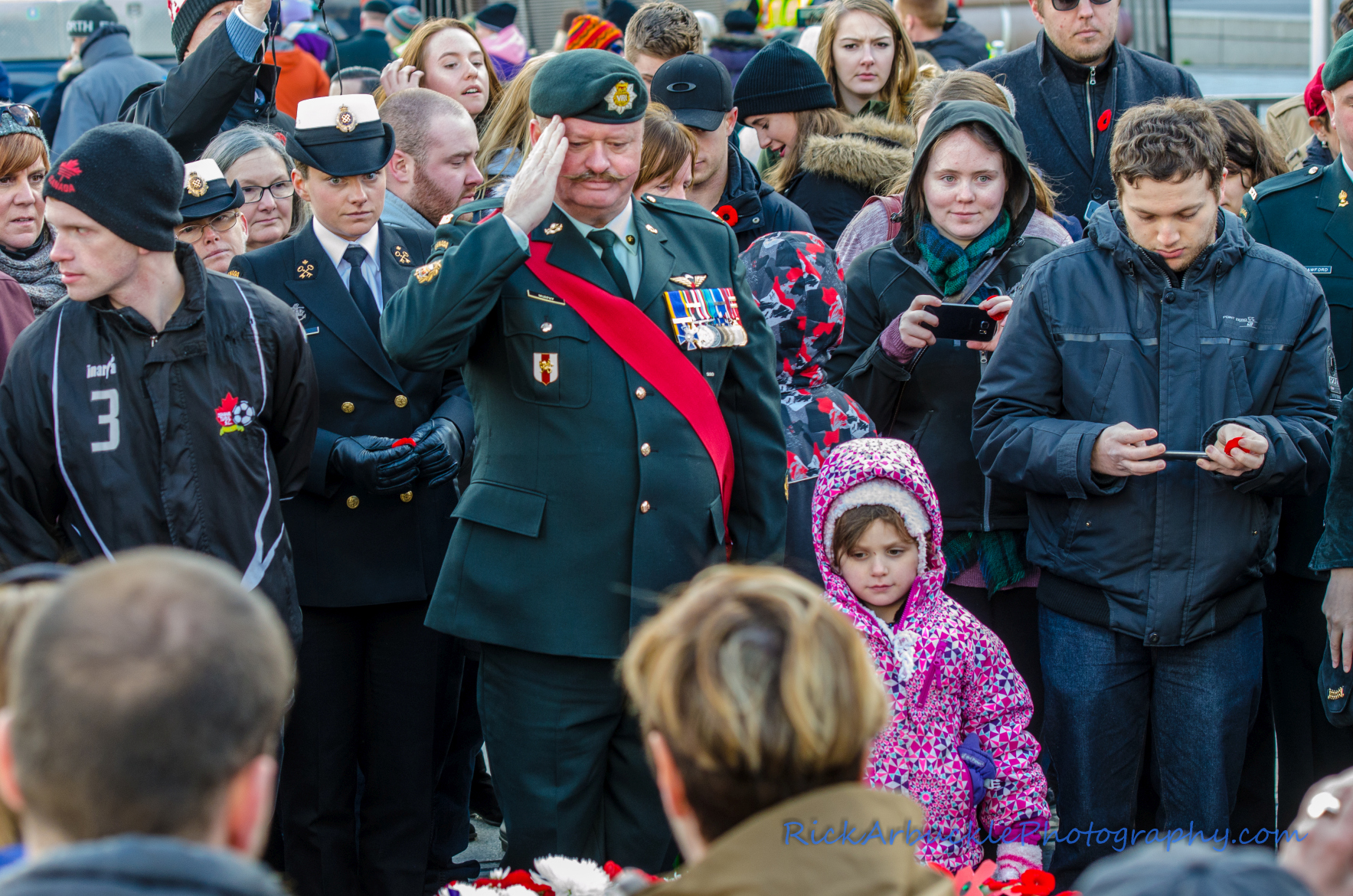 Remembrance Day - 2016  26