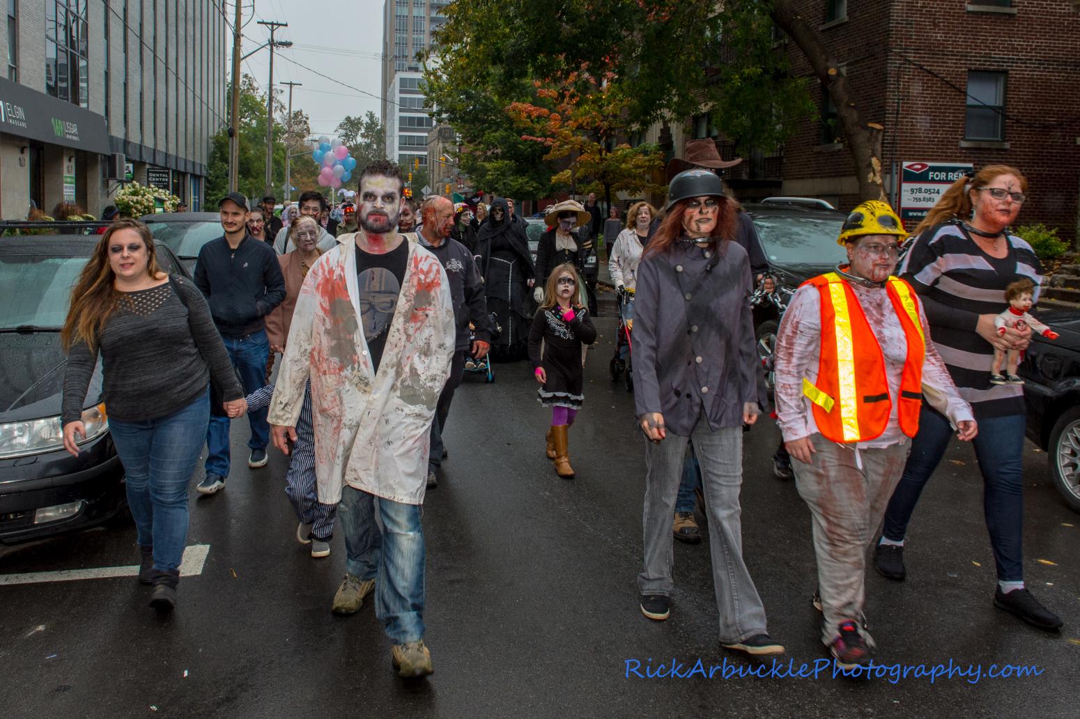 Ottawa Zombie Walk - 2016  40