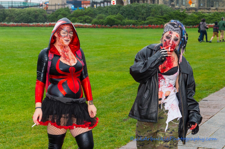 Ottawa Zombie Walk - 2016  65