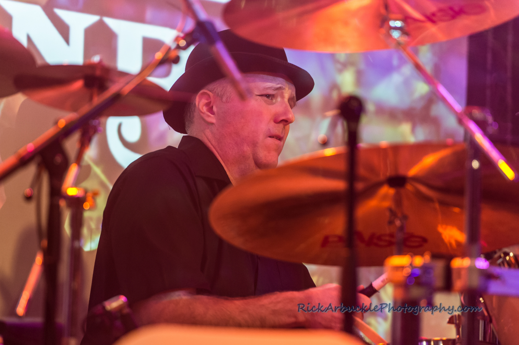 Leslie Rohonczy Band - Greenfield's 2016 12 09  29