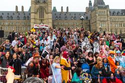 Ottawa Zombie Walk - 2016  70