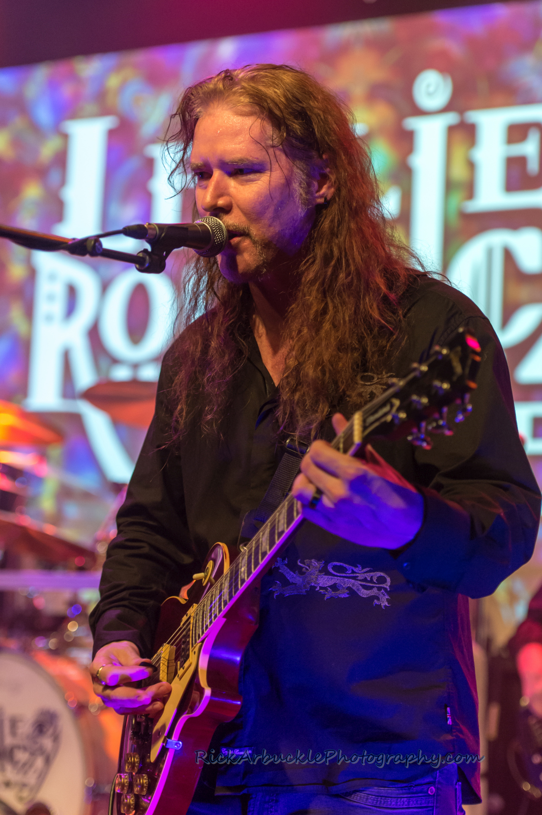 Leslie Rohonczy Band - Greenfield's 2016 12 09  36