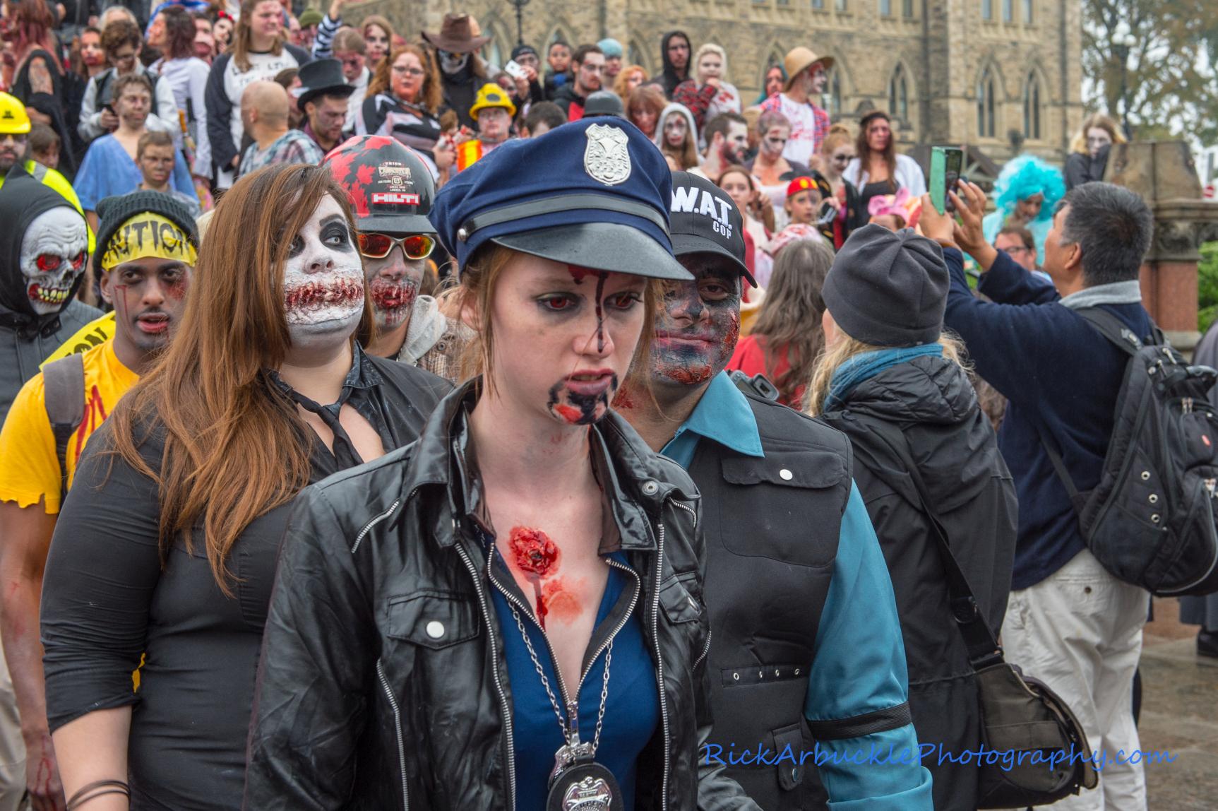 Ottawa Zombie Walk - 2016  76