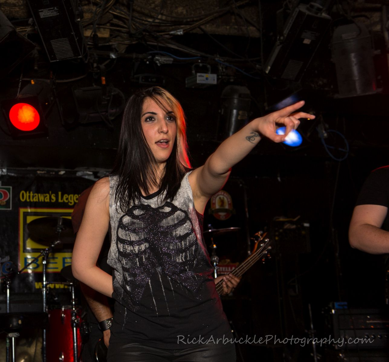 Aenigma at Zaphod's 30
