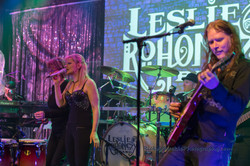 Leslie Rohonczy Band - Greenfield's 2016 12 09  60