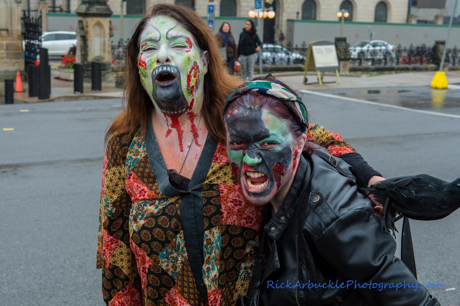 Ottawa Zombie Walk - 2016  100