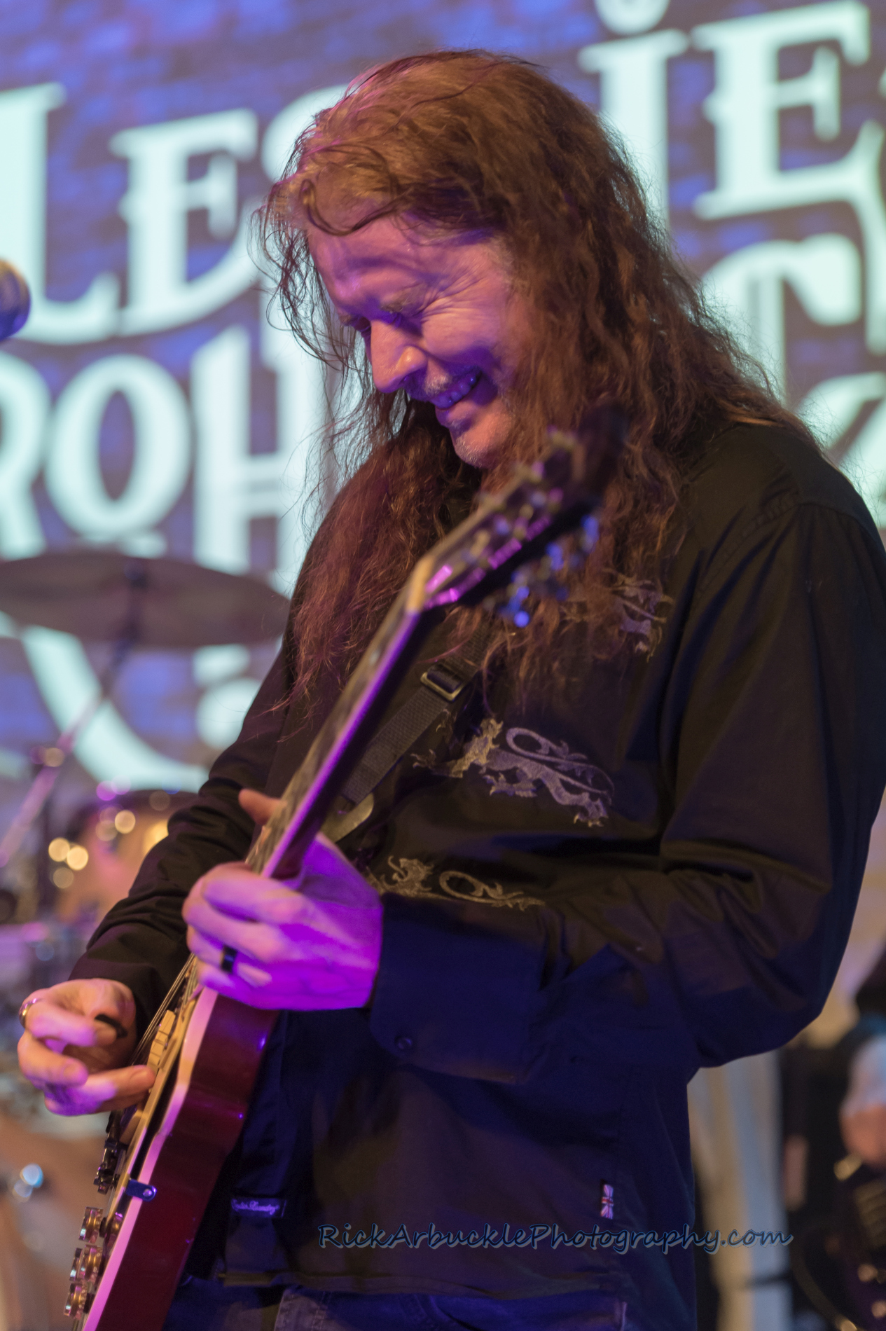 Leslie Rohonczy Band - Greenfield's 2016 12 09  52