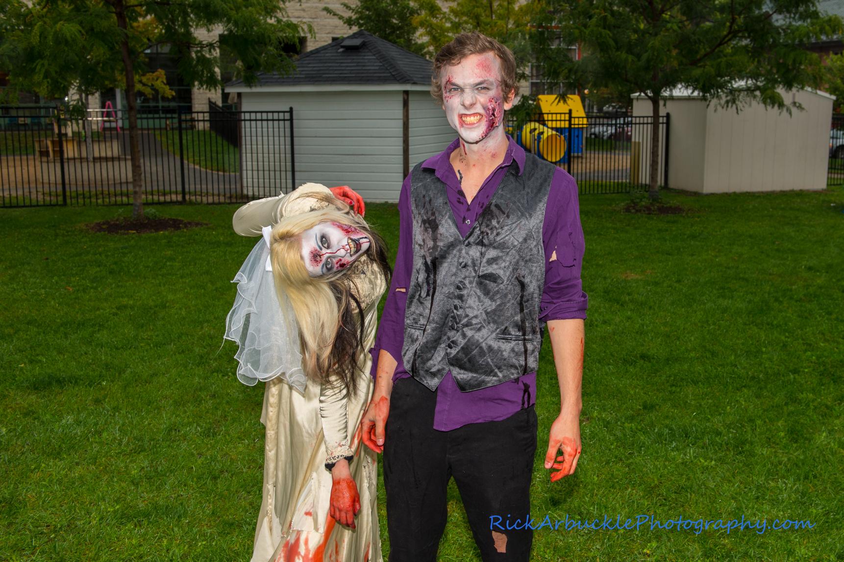 Ottawa Zombie Walk - 2016  06
