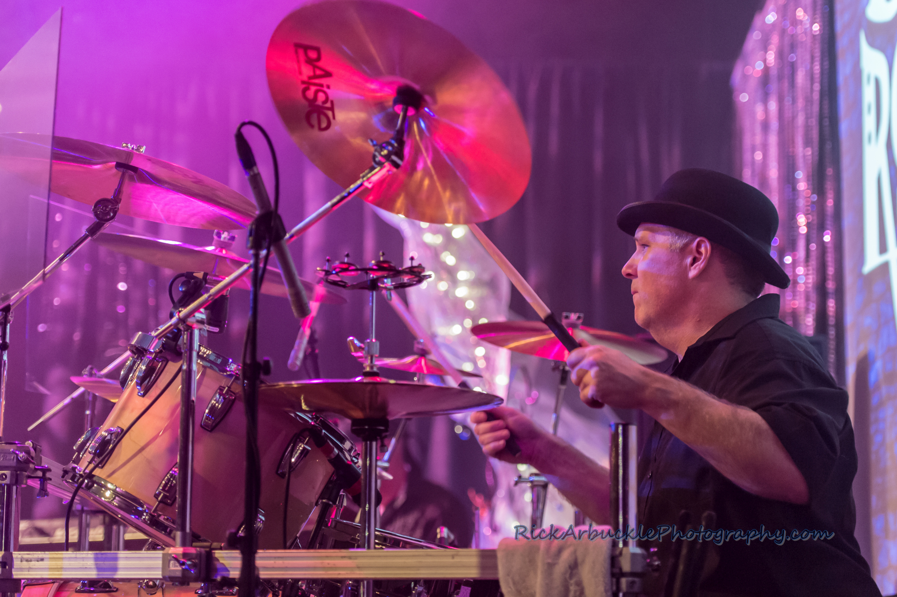 Leslie Rohonczy Band - Greenfield's 2016 12 09  50