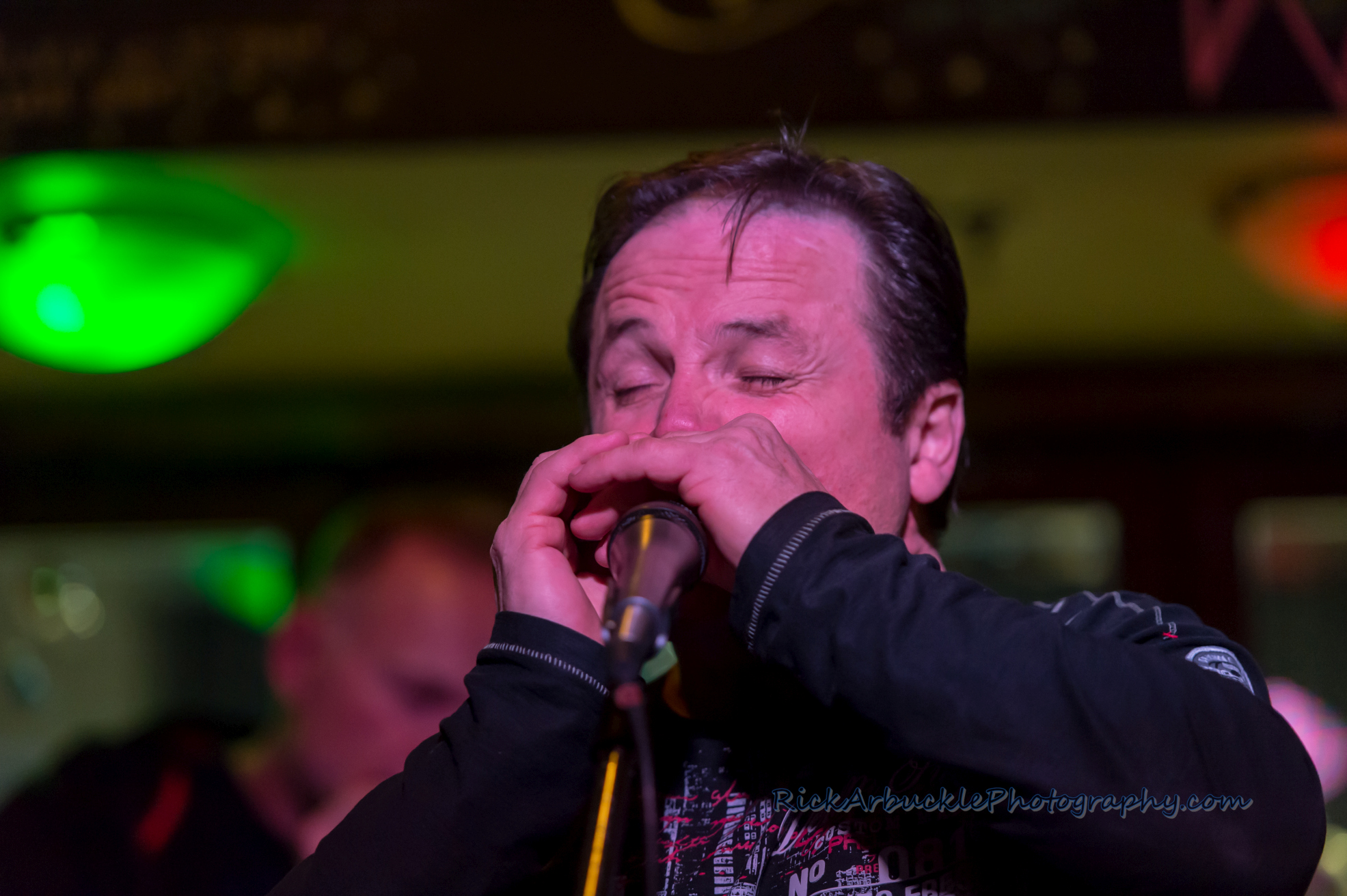 Rod Williams Band - Atomic Rooster 2016 12 17  54