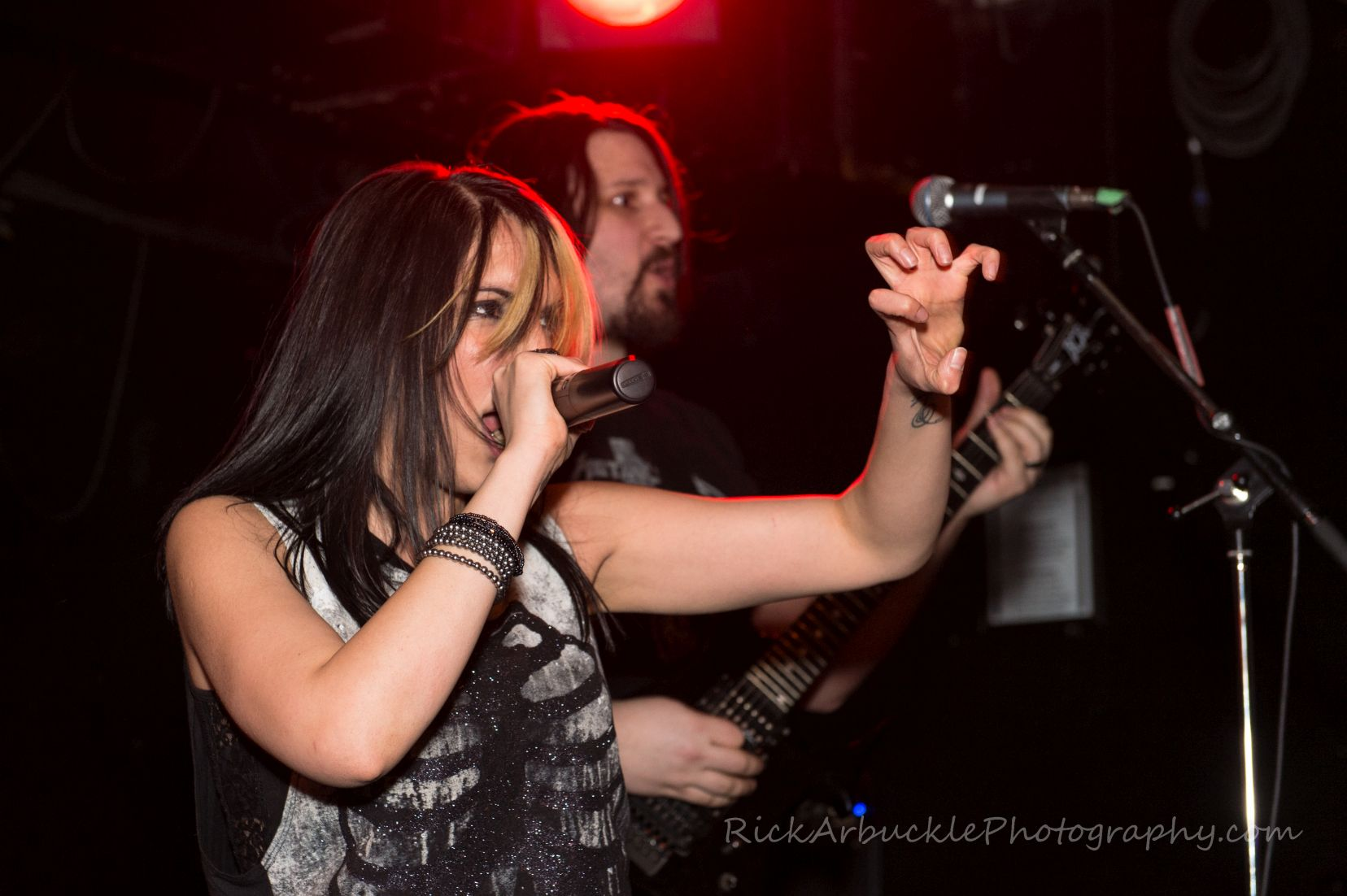 Aenigma at Zaphod's 10