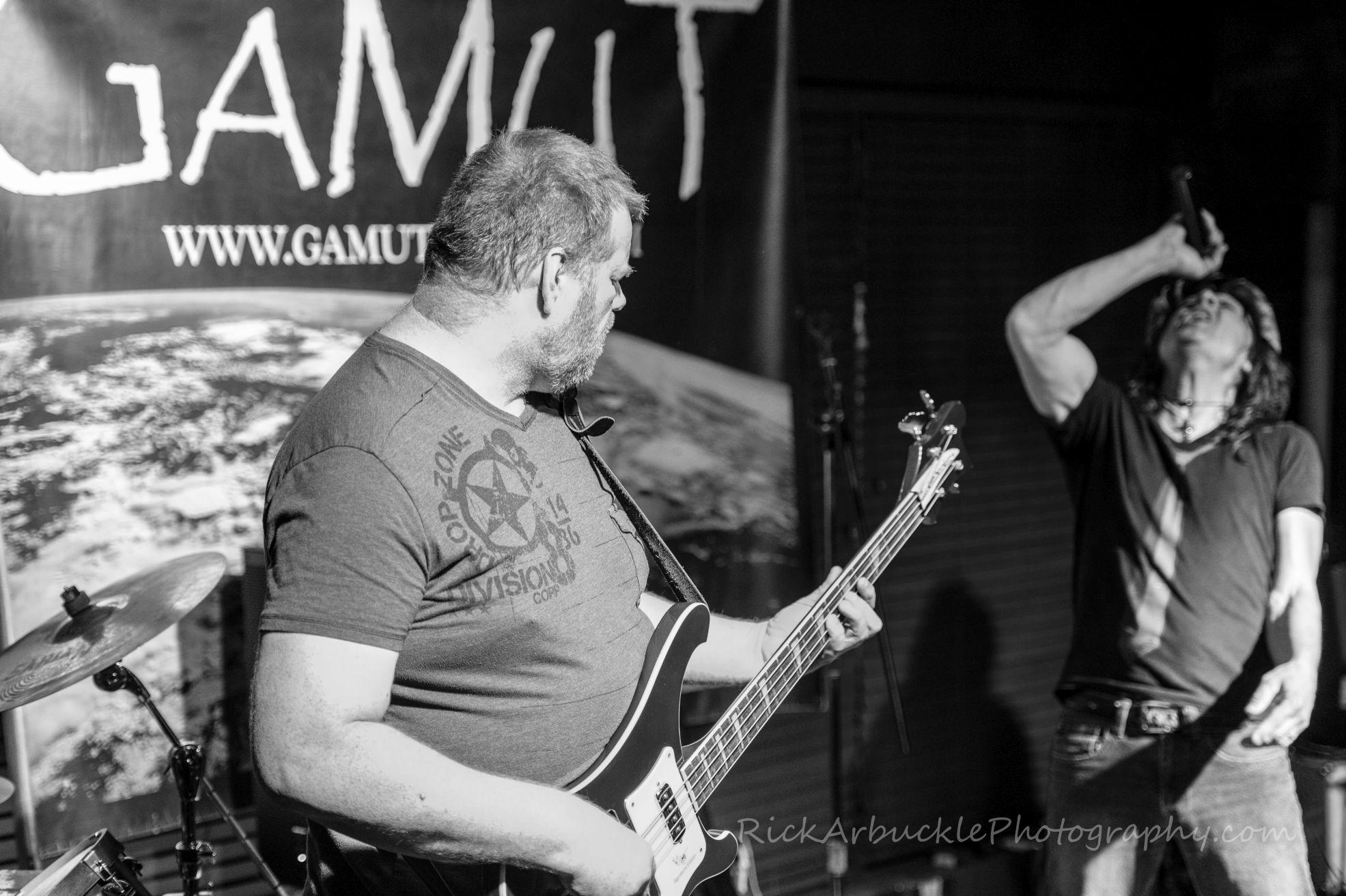 Gamut - Moose McGuire's 25