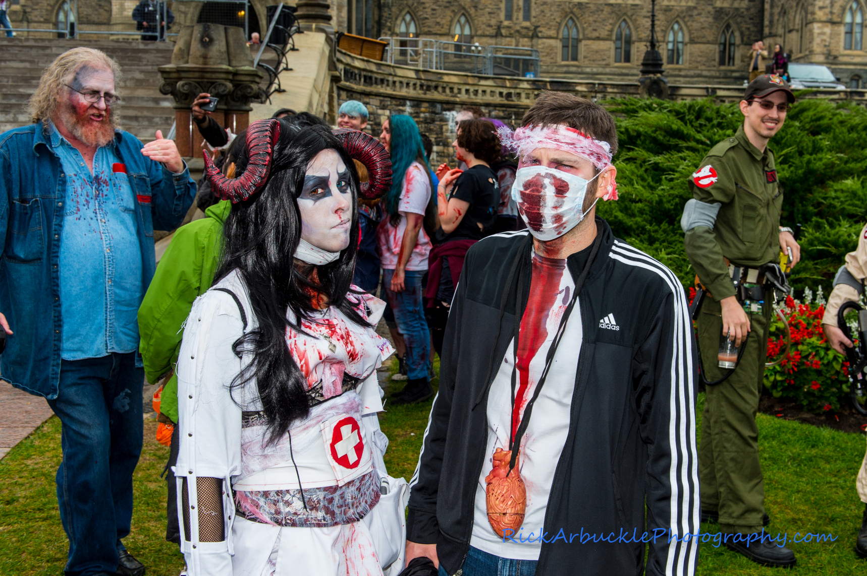 Ottawa Zombie Walk - 2016  84