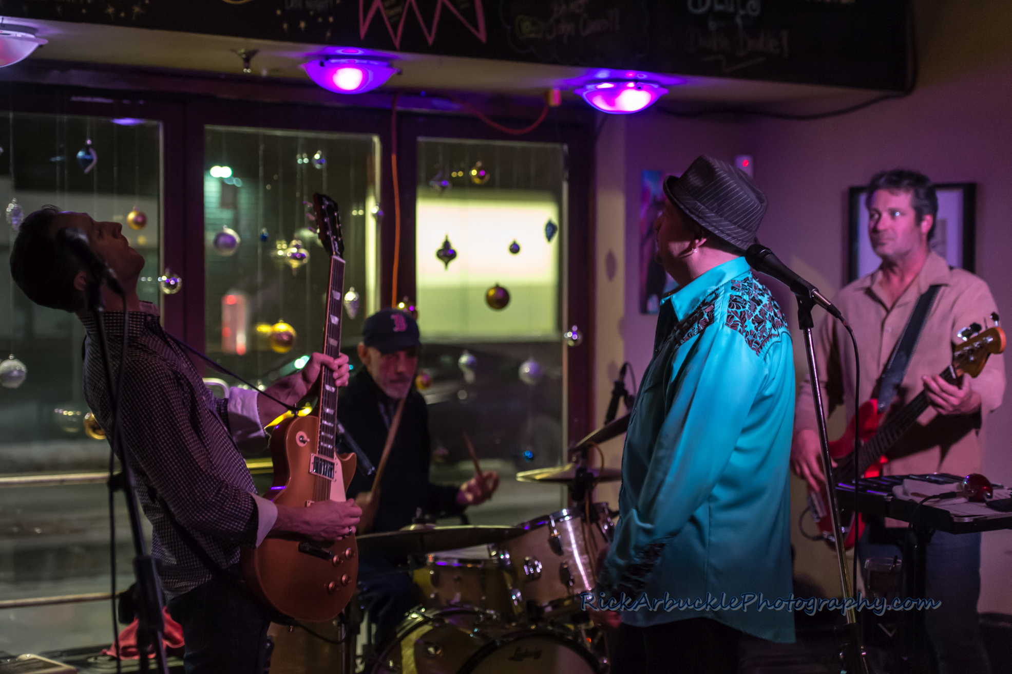 Rod Williams Band - Atomic Rooster 2016 12 17  59