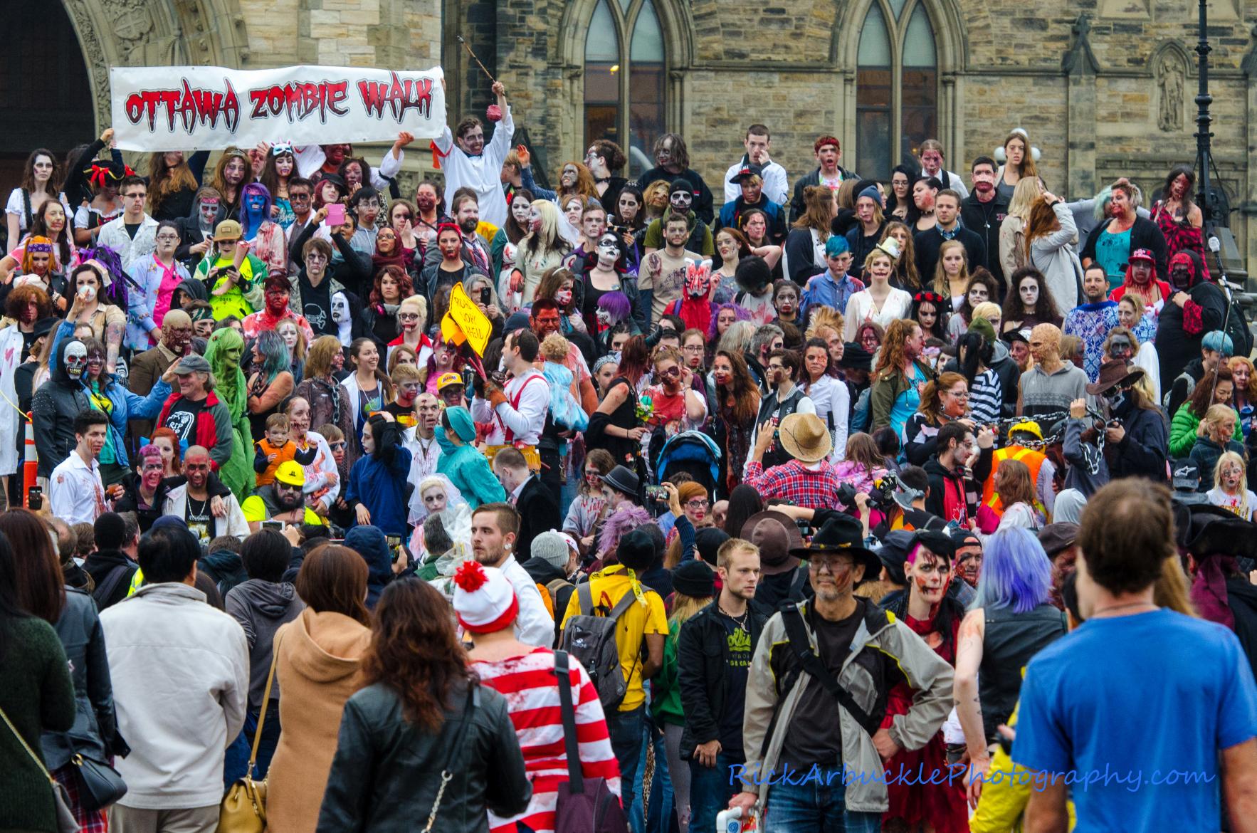 Ottawa Zombie Walk - 2016  67