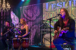 Leslie Rohonczy Band - Greenfield's 2016 12 09  07