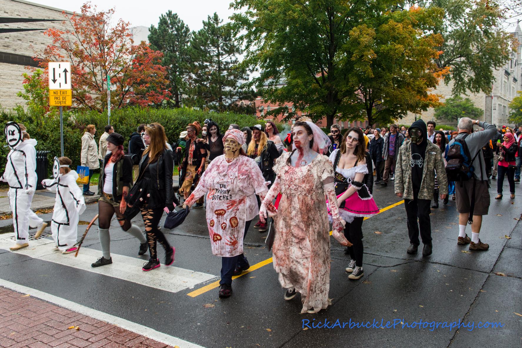 Ottawa Zombie Walk - 2016  25