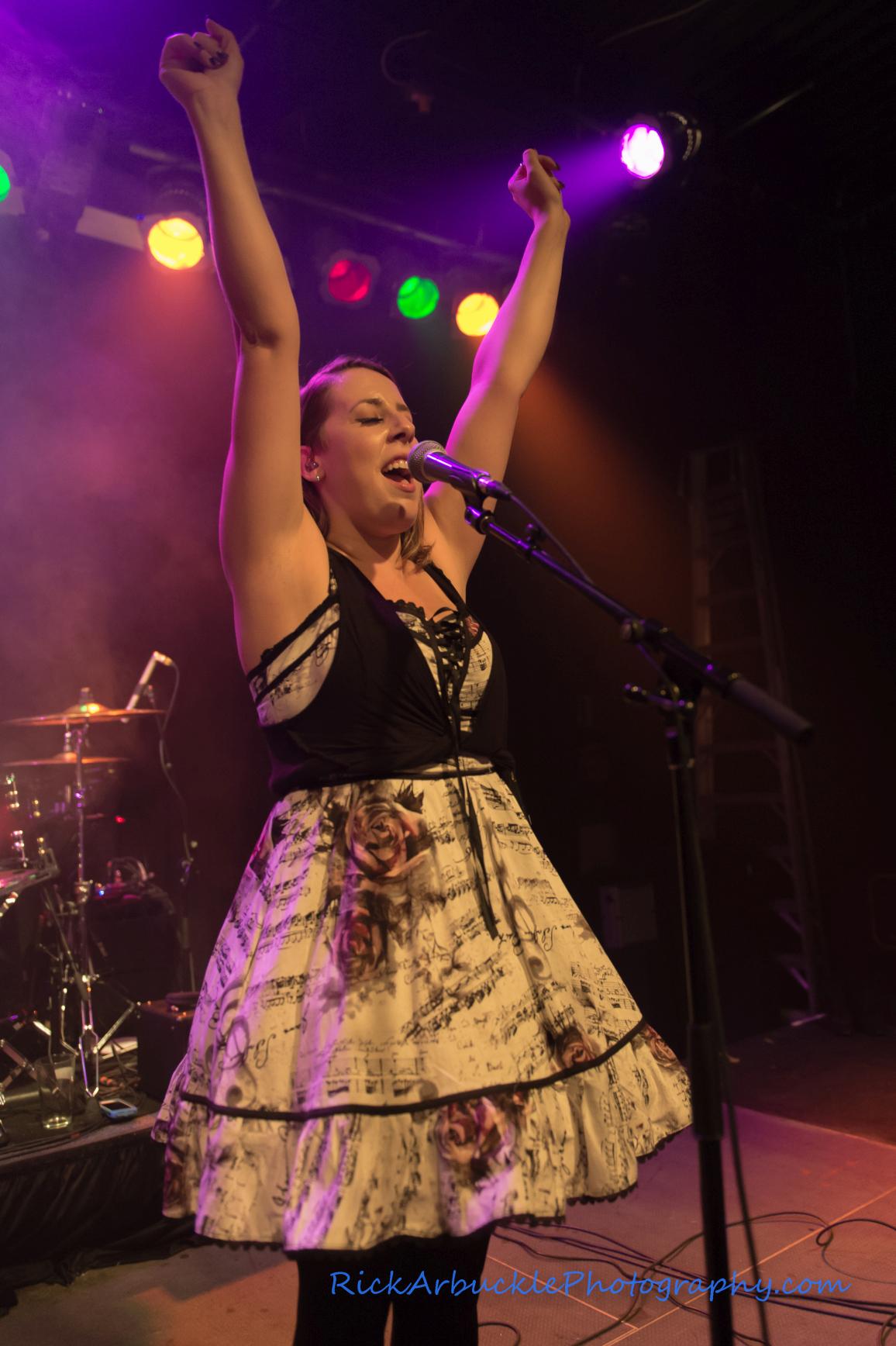 Daisy Train - Greenfield's 2016-11-05  30