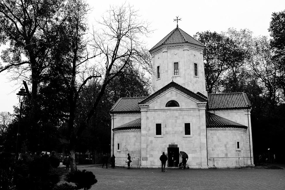 Church in Zugdidi