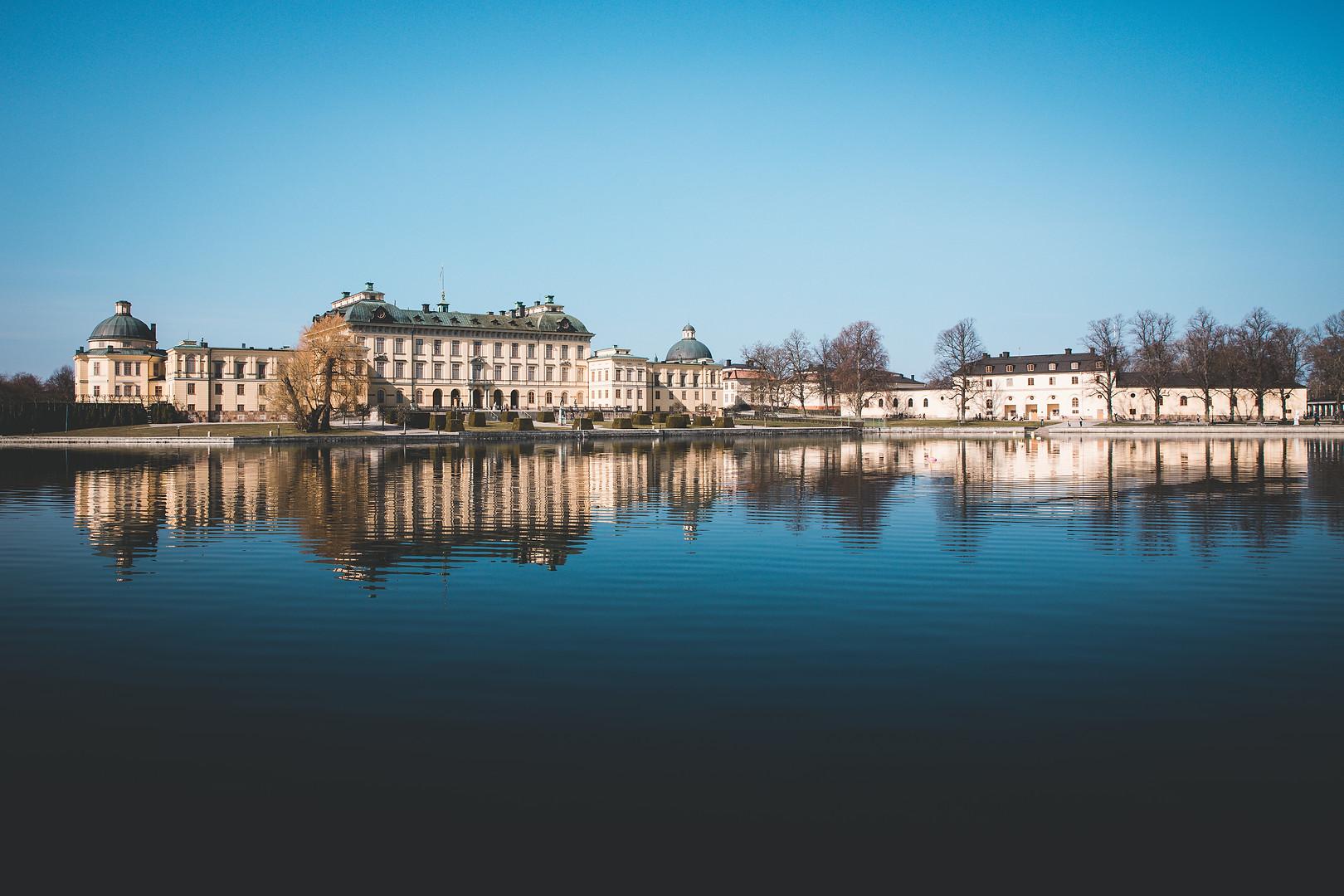 Drottingholm Palace, Stockholm