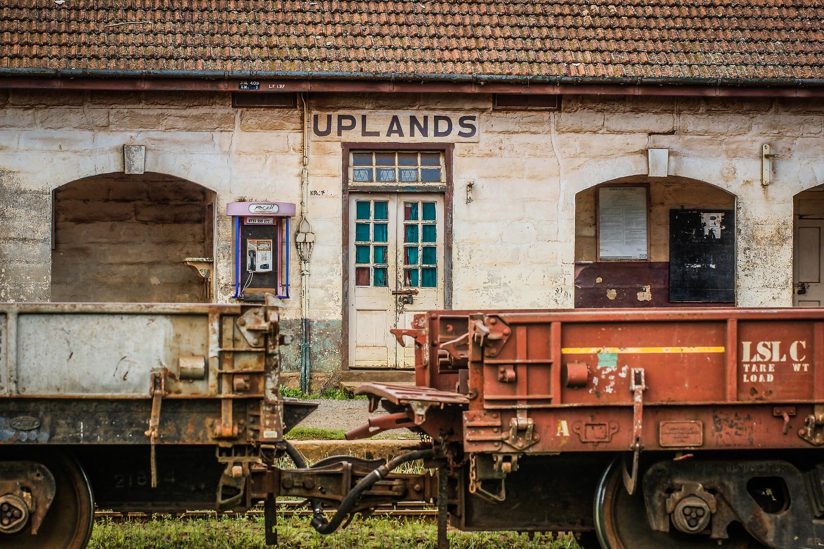 Uplands Railways Station
