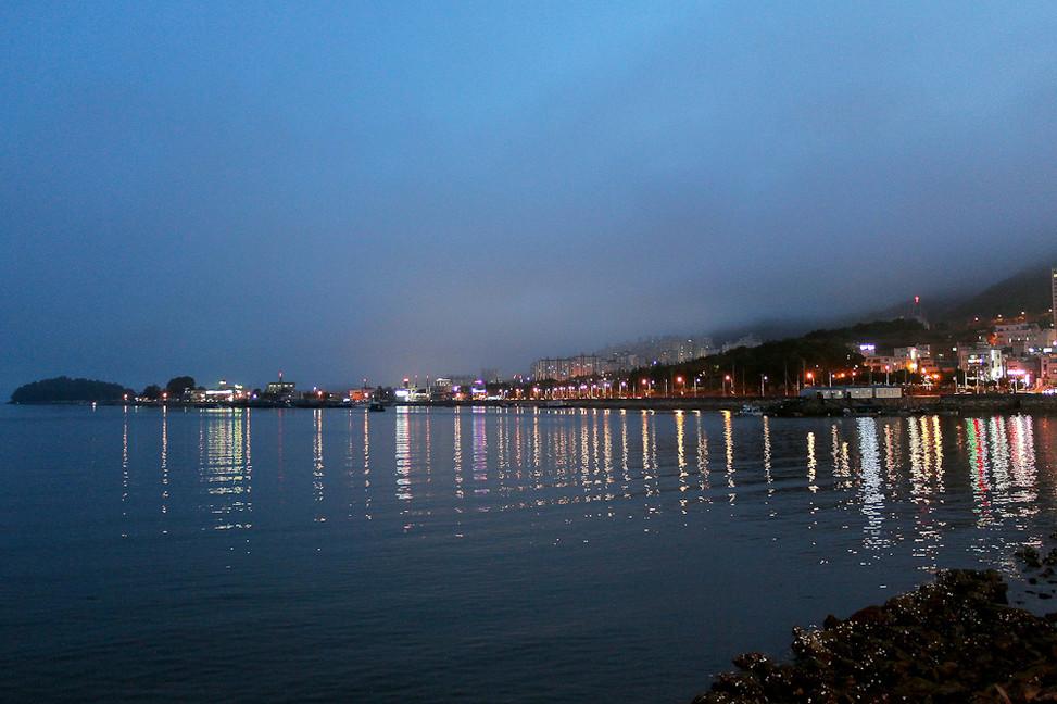 Reflections in Yeosu