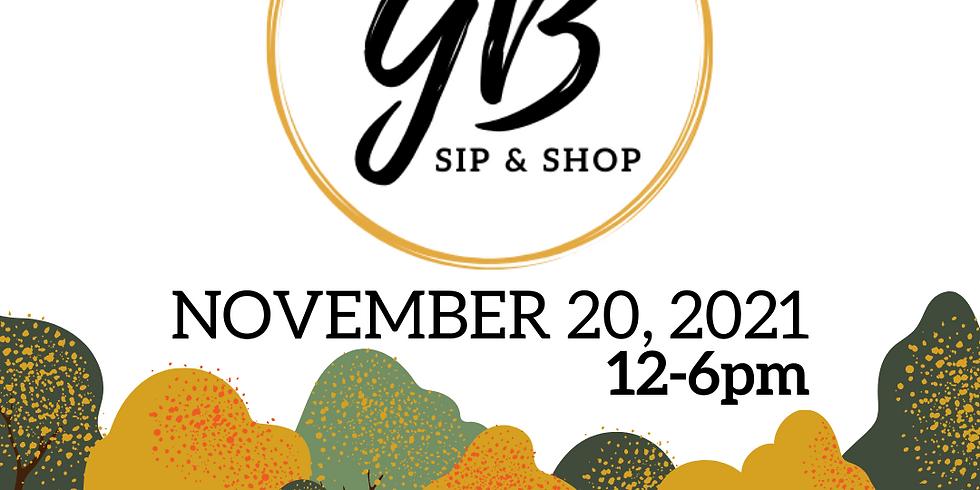 Golden Bubble Sip & Shop - Fall 2021