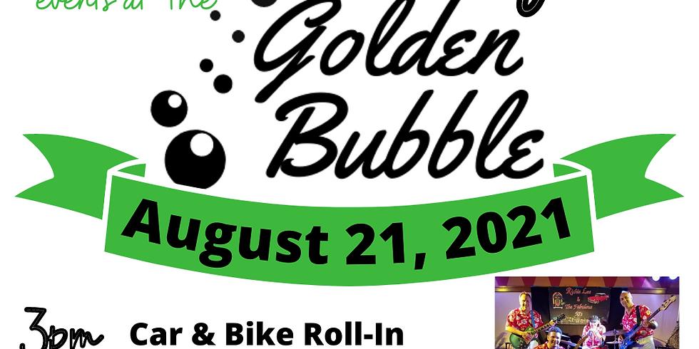 Golden Bubble - Kernels Days Events