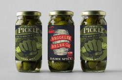 Pickle Jars One