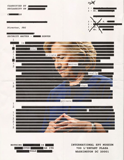 ISP Clinton Poster