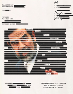 ISP Hussein Poster