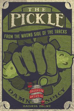 A Pickle that instills fear