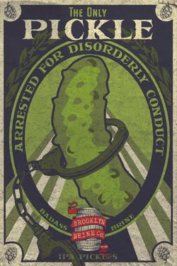 Handcuff Pickle