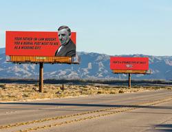 Good & Plenty Highway Ad 2