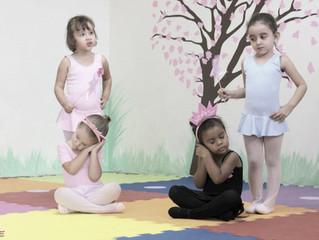 Ser Professora de Baby Class e Dança Educacional para crianças