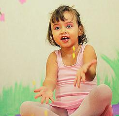 A Importância do Lúdico no Baby Class Ballet