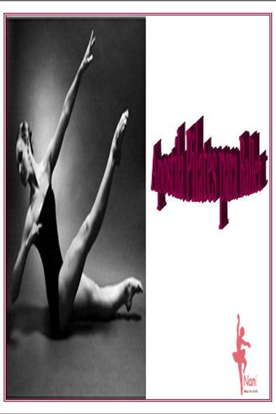 Apostila Pilates para  Bailarinos