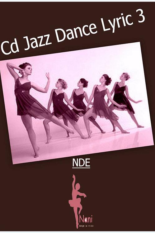 Coleção Cds Jazz Dance Lyric Vol I ao IV