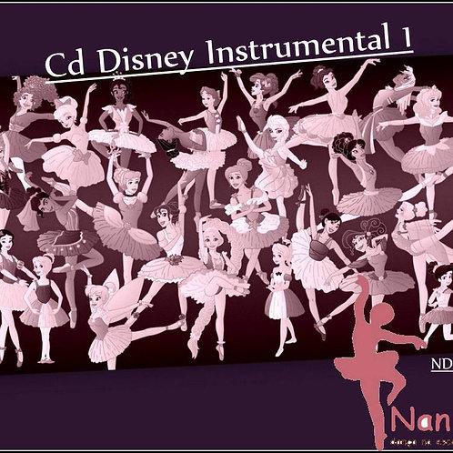 Coleção Cd Disney Instrumental