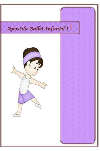 Apostila Ballet Infantil Nível 1