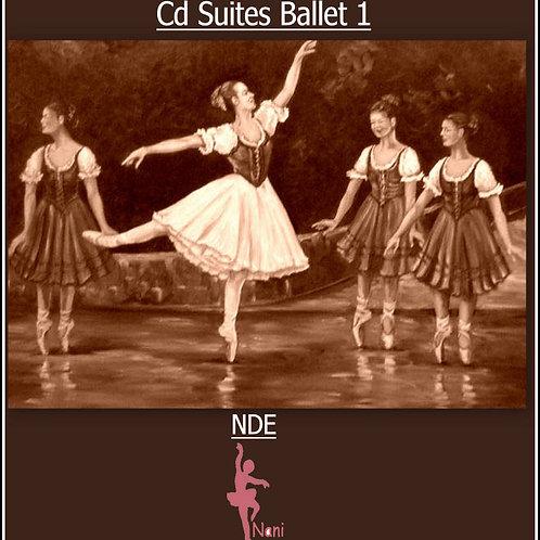 Coleção Suíte Ballet VOl I e II