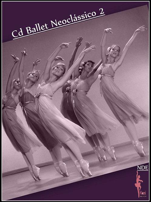 Coleção Cds Ballet Neo Clássico