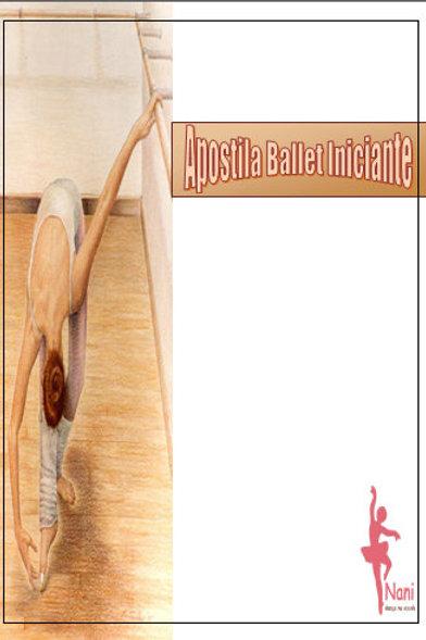 Kit Ballet Iniciante  + Cd