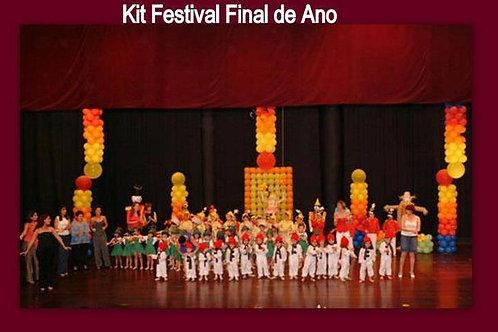 Kit Festival Final de Ano