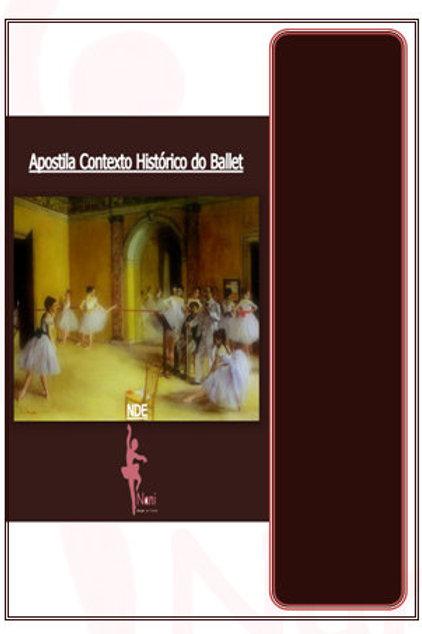 Apostila Contexto Histórico do Ballet
